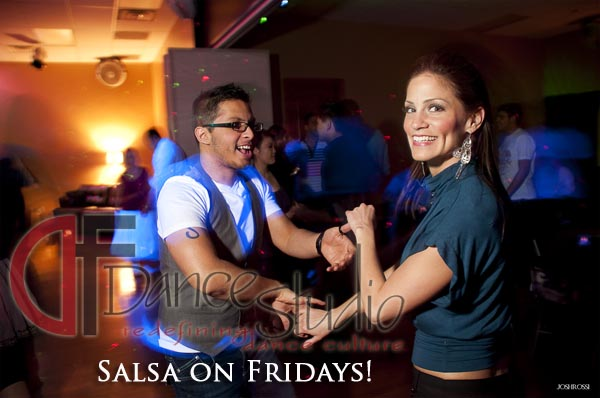 SALSA, BALLROOM and HIP HOP LESSONS in UTAH Dance Studio